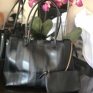 Italian Leather Bag Kelly Birkin texture like